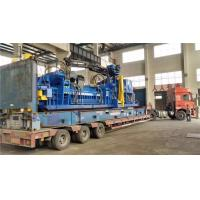 Quality Professional Automatic Portable Baler 21.5Mpa 260HP , Scrap Baling Press for sale