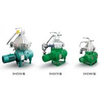 10m³ / h Professional Centrifugal Oil Separator Self-Cleaning For Crude Palm Oil