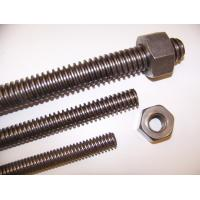 Buy High Tensile Self Drilling Anchor Bolt R38L 1000mm - 8000mm for Quarry Stabilization at wholesale prices