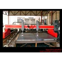 Quality Plasma CNC Cutting Machine for Stainless Steel / Carbon Steel High Precision CNC Cutting Tools for sale