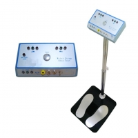 Quality Double Feet Human Body 6.5KG Electrostatic Strap ESD Testers for sale