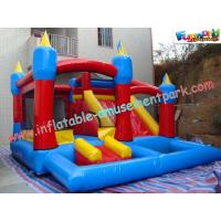 Quality Children Inflatable Bouncer Slide Commercial For Fun Jumpers for sale
