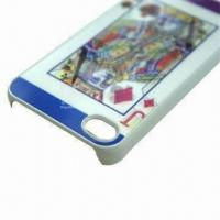 Quality Case for iPhone, Made of PVC, PC + PVC, TPU, Silicone, PU or Real Leather for sale