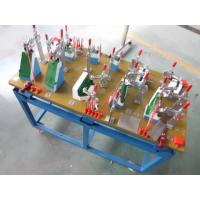 Quality CNC Turning Checking Fixture ComponentsCenter Pillar Inner Board Assembly Spot Welding Jig for sale