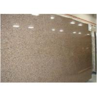 Quality Custom Tropical Brown Granite Floor And Wall Tiles CE Certification for sale