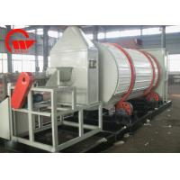 Quality High Capacity Tube Bundle Dryer , Easy Operated Large Indirect Rotary Dryer for sale