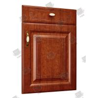 Quality Classical Molded Panel Interior Doors / Unfinished Surface Mdf Wood Doors for sale