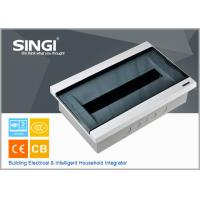 Quality Surface mounted 16 ways electrical distribution box GNB5016 390*250*105mm power distribution box  used in the family for sale