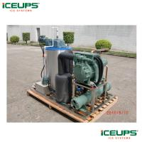 Shenzhen manufacturer industrial ice machine with sea water for sale