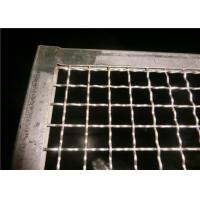 Quality Food Grade SS Oven Wire Mesh Tray For Food Baking , Polishing Processing for sale