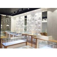 Quality High End Attractive Lighting Jewelry Store Display Cases / Jewelry Store Fixtures for sale