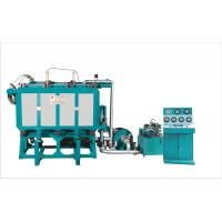 Buy Fan Feeding Auto Air Cooling EPS Block Moulding Machine Automatic Pneumatic at wholesale prices