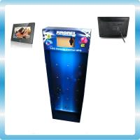 China Cardboard POP LCD Display on sale