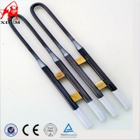 Quality Furnace Molybdenum Disilicide Mosi2 Heating Elements Rods Mosi2 Heaters for sale