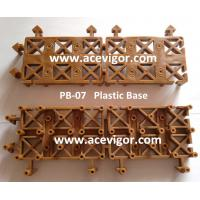 Quality PB-07 Plastic Back for DECKING, 200mm x 60mm for sale