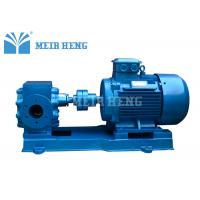 China RCB CI SS Oil Transfer Pump Heat Preservation Rotary Gear Pump on sale