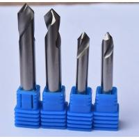 Quality Solid Carbide Chamfer Mill , AlTiN / SiN / TIALN Coating Chamfer Cutter Tool for sale