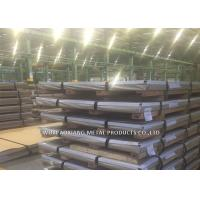 Quality Customized Hot Rolled Stainless Steel Sheet 300 Series 3 - 120MM 317L BA Finish for sale