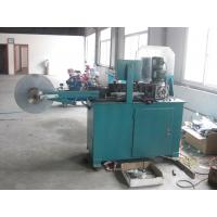 Quality Pure Aluminum Flexible Duct Forming Machine with Automatic Cutting System for sale