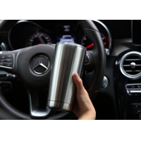 Quality 600ml 20 Ounce LFGB Double Wall Stainless Steel Travel Mug for sale