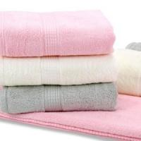 Quality Smooth Durable Organic Cotton Towels Popular Dobby Style Cotton Terry Towel for sale