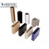 Quality OEM Aluminum Window Extrusin Profiles With Finished Mchining for sale