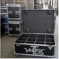 Quality Aluminium Flight Case With Compartments For Performance Equipment for sale