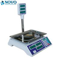 Quality High Accuracy Digital Jewelry Scale , Price Calculating Scale Tube Type 360° Rotary Hanger for sale