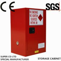 Buy cheap CE  Explosion-proof  Chemical  Cabinet in university, minel,laboratory,airport from wholesalers