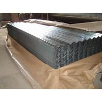 Buy cheap SGCC Galvanized Corrugated Roofing Sheet JIS G3302,Zinc coating 60-275g/m2 from wholesalers