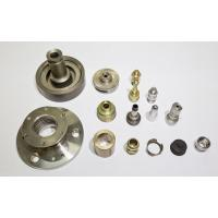 Quality Fabrications Service CNC Machining Parts , Cnc Machined Components For Railway Industry for sale