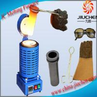 China JC Vertical High Efficiency Energy-saving Induction Heating Furnace on sale