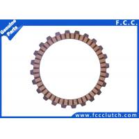 Buy Honda Motorcycle Clutch Plates KWW GGNA 22204-KWW-741 OEM ODM Service at wholesale prices