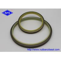 Quality Polyurethane / NBR Dust Wiper Seal DKB DKBI LBH LBI DSI 70-95 Shores A Pressure for sale