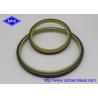 Buy cheap Polyurethane / NBR Dust Wiper Seal DKB DKBI LBH LBI DSI 70-95 Shores A Pressure from wholesalers