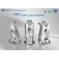 Quality HIFU ultrashape body fat slimming technology newest effective HIFU body slimming machine for sale