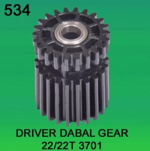 Quality DRIVE DABAL GEAR TEETH-22/22 FOR NORITSU qss3701 minilab for sale