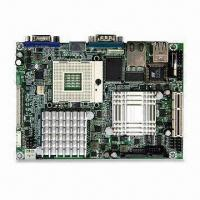 Quality 3.5-inch Industrial Embedded SBC with Intel Core 2 Duo and Intel 945GME/ICH7-M Chipset for sale