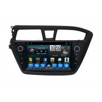 Quality Android 7.1 2 Din Car Radio Hyundai DVD Player Bluetooth GPS Head Unit for I20 for sale