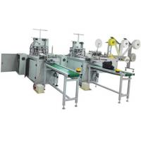 Quality Electric Driven Fully Automatic Mask Machine Labor Saving With Aluminum Alloy Rack for sale