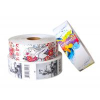Quality Full Color Roll Product Paper Hang Tags Swing Custom Printing Eco - Friendly for sale