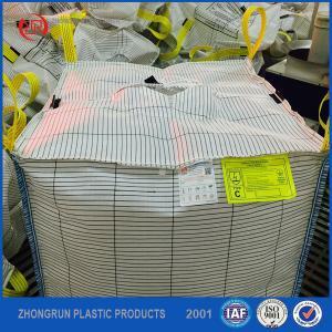 Buy cheap Big bag for coal/ jumbo bag for cement/ bulk bag for sand. anti static big bag from wholesalers