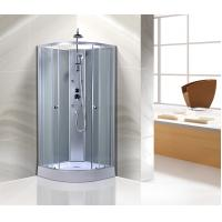 Quality Professional Curved Corner Shower Units ,  850 X 850 Quadrant Shower Enclosure for sale