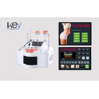 Buy cheap Portable Vacuum Ultrasonic Cavitation Rf  System  / Belly Fat Reducing Machine from wholesalers