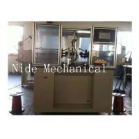 Buy Semi Auto Double Flyer Armature Winding Machine Reliable , PLC Controlled at wholesale prices