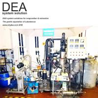 Quality 1KW Vacuum Distillation Machine With Voltage of 220V / 60hz Stainless Steel 304 for sale