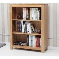 Quality Eco - Friendly Modern Solid Oak Bookcase / Wooden Bookshelves Sideboard for sale