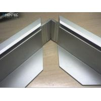 Quality T6 Solar Panel Mounting Systems , Aluminum Anodized Aluminum Frame for sale