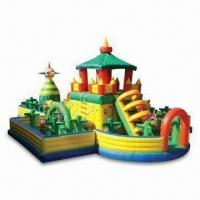 Quality Inflatable Play Structures, Customized Design Accepted for sale