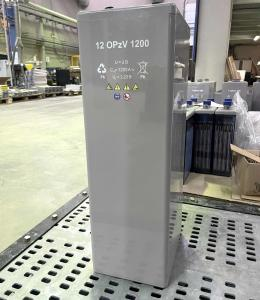 Quality F12 Terminal Solar Gel Tubular Lead Acid Battery 12Volts 1200Ah Opzv for sale
